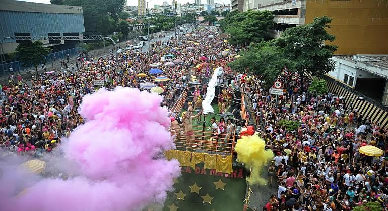 Carnaval BH, carnaval de bh