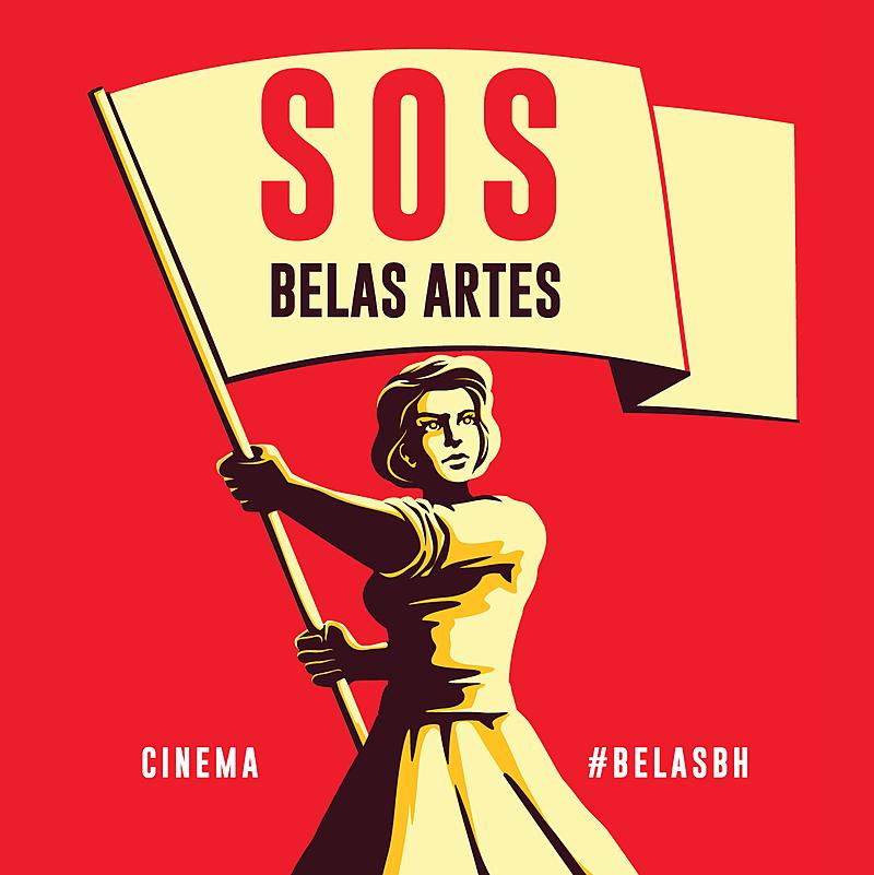 cartaz Cine Belas Artes
