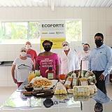 Cozinha comunitária Ecoforte