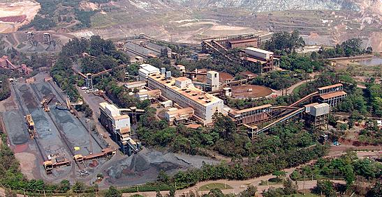 mineração itabira