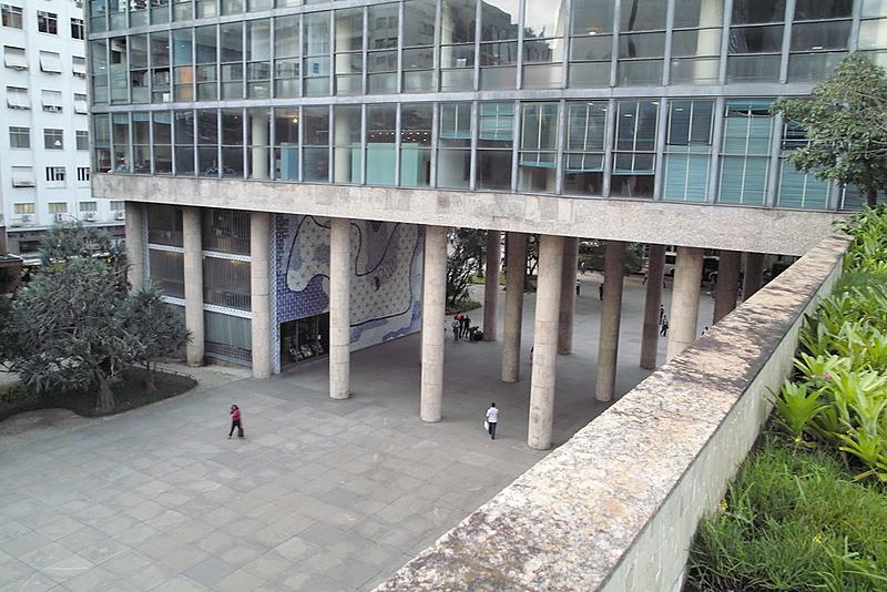 Palácio Gustavo Capanema