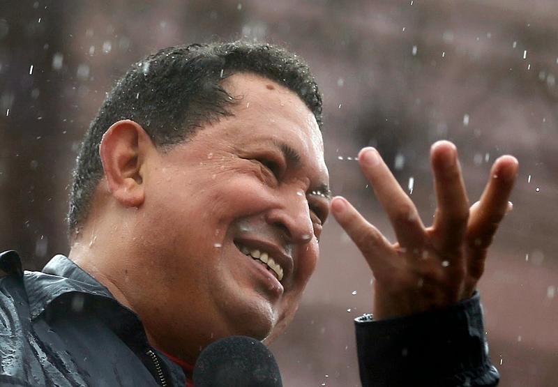 Hugo Chávez nascimento