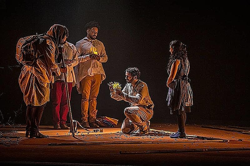 artistas, teatro, aldir blanc