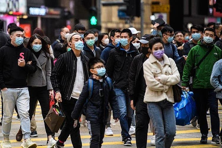 As autoridades chinesas estão intensificando os esforços de prevenção e pediram à população que tome medidas extras para se proteger