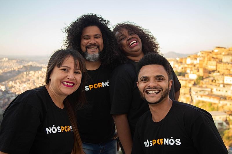 Chapa Nós por Nós do PSOL